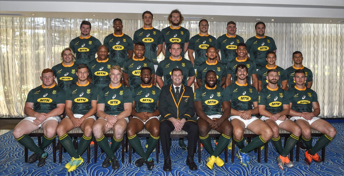 South Africa rugby team