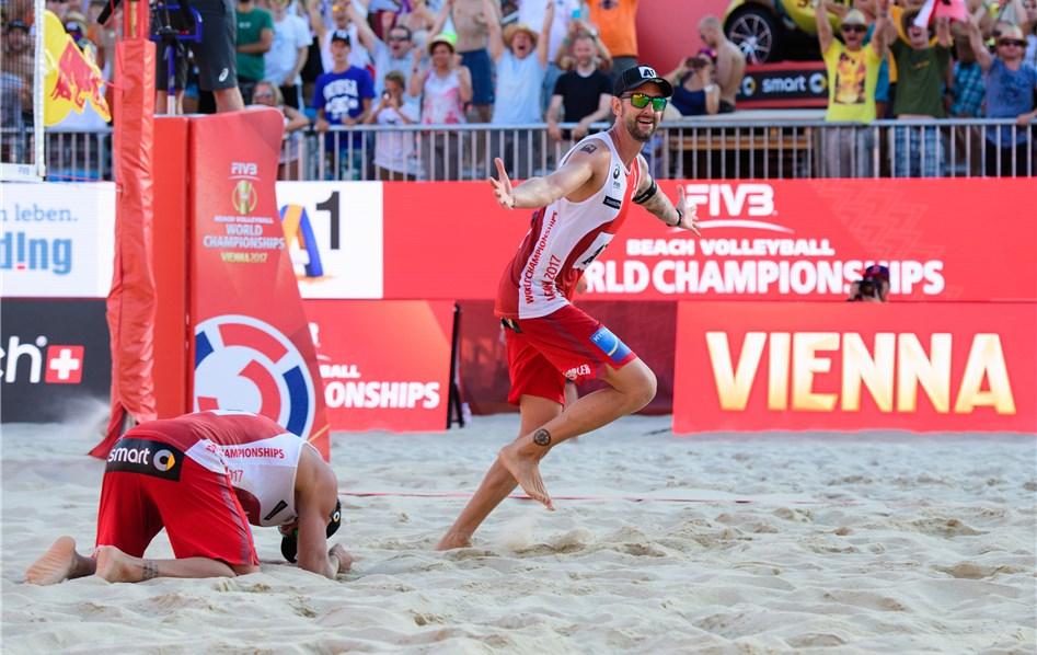A1 Beach Volleyball Tournament