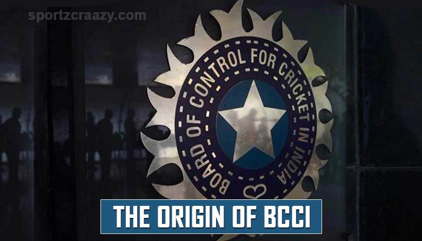 The origin of BCCI