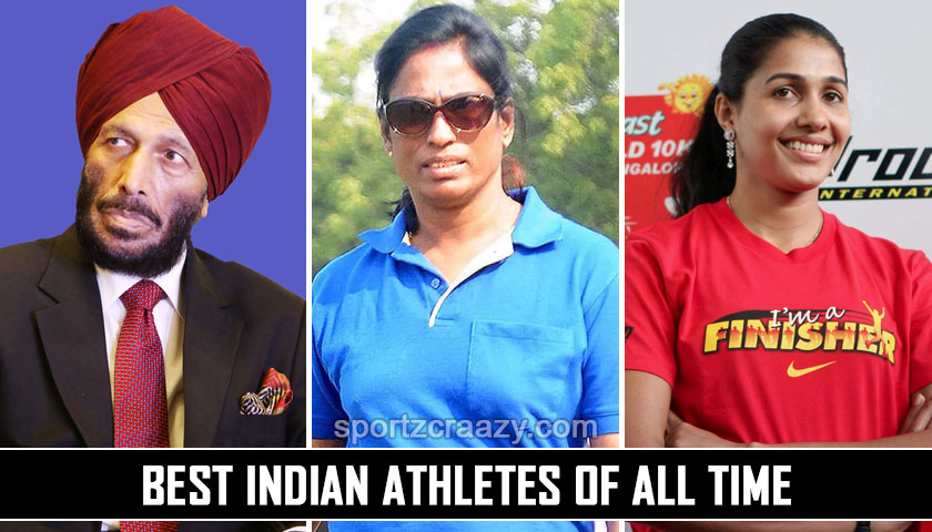 best Indian athletes of all time