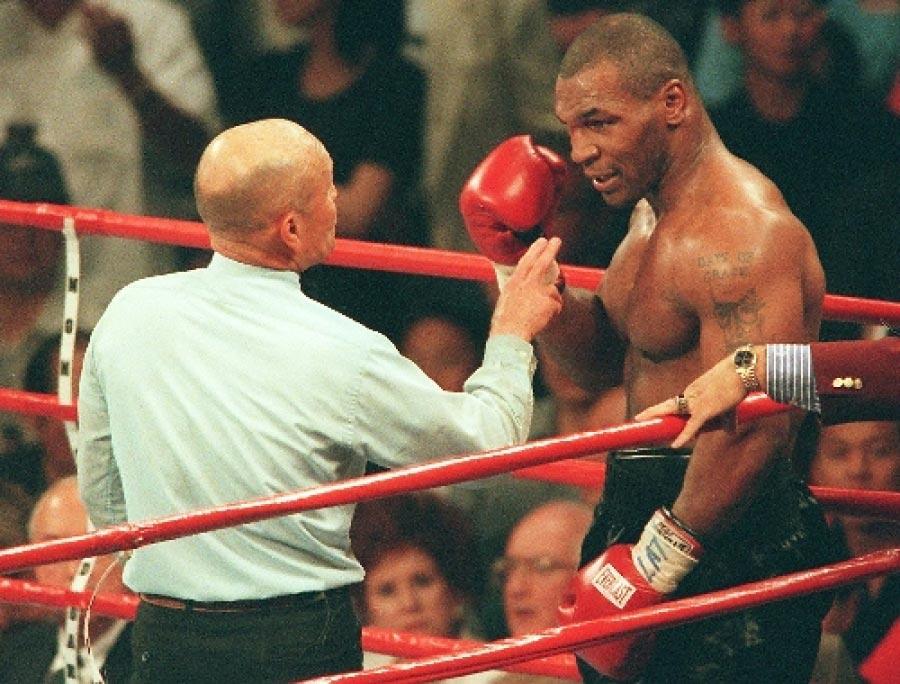boxing Fouls