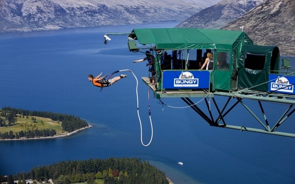 bungee jumping safety equipment