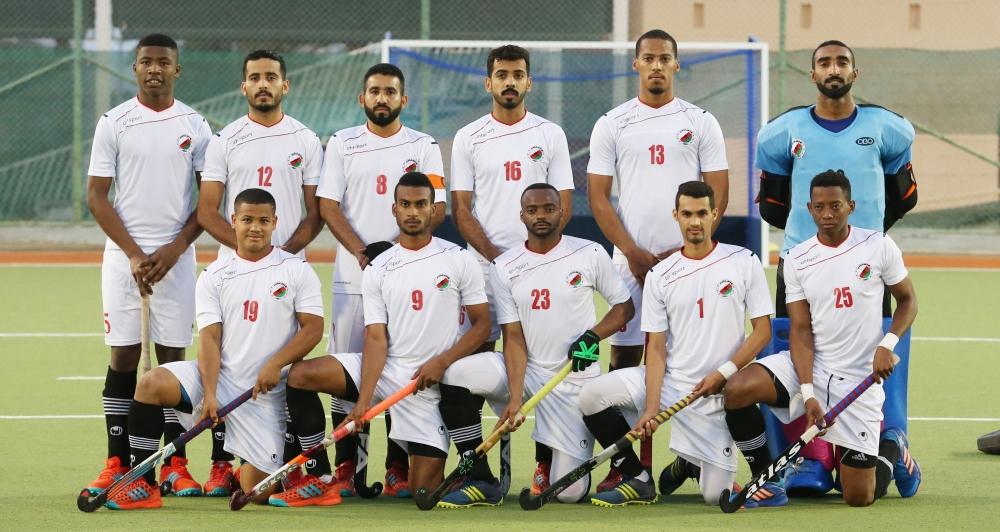 field hockey team Oman
