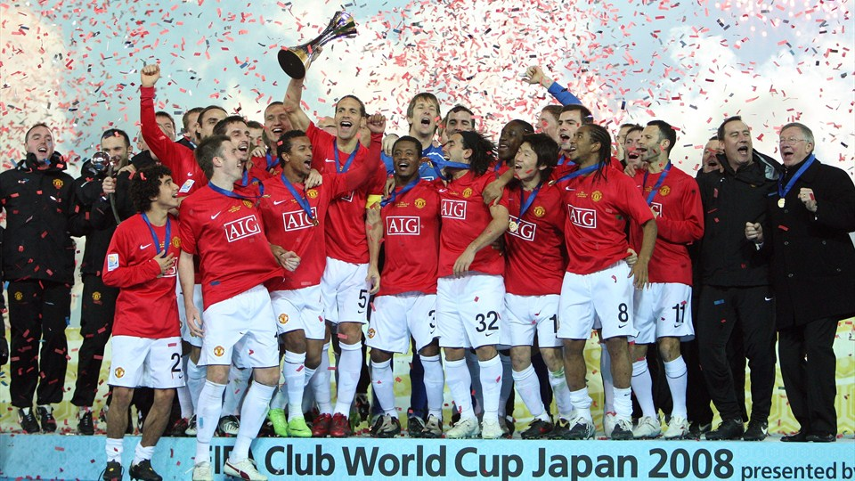fifa club world cup 2008 winner