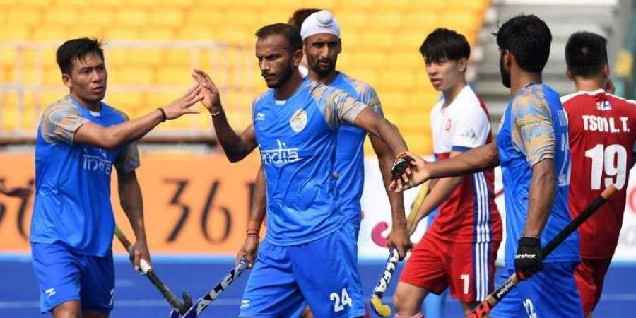 india hockey team matches