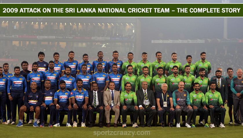 2009 attack on the Sri Lanka national cricket team – The Complete Story