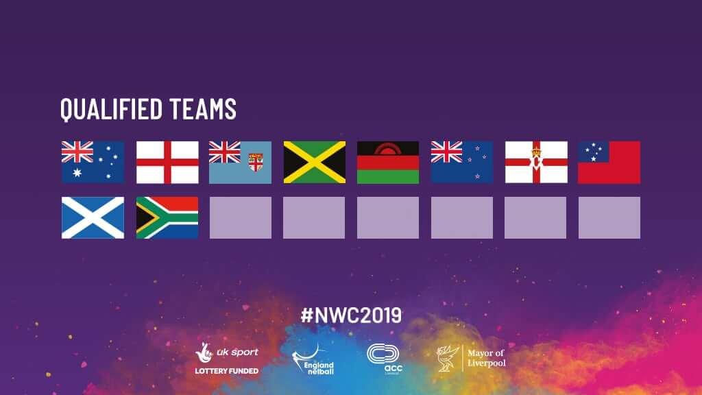Netball World Cup 2019