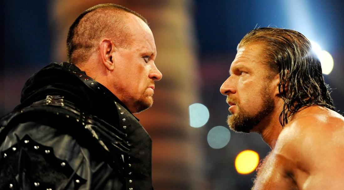 The Undertaker & Triple H