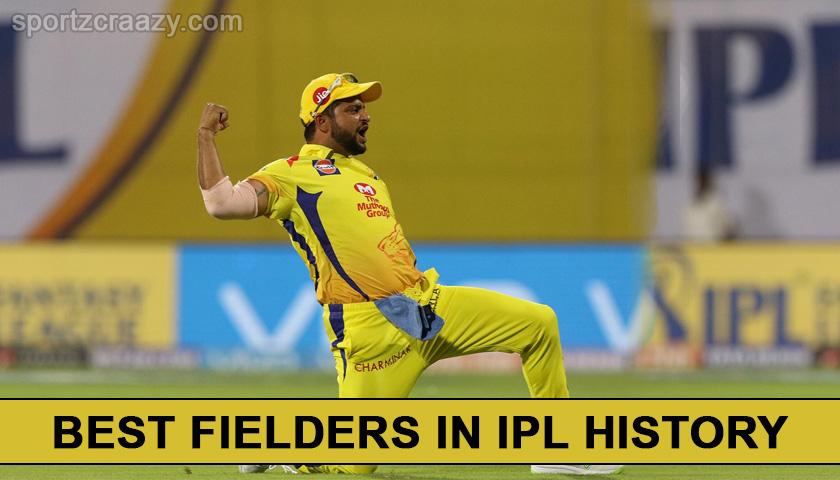 best fielders in IPL history