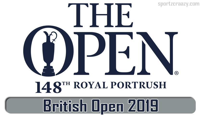 British Open 2019