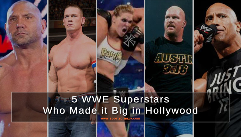 WWE Superstars Who Made it Big in Hollywood