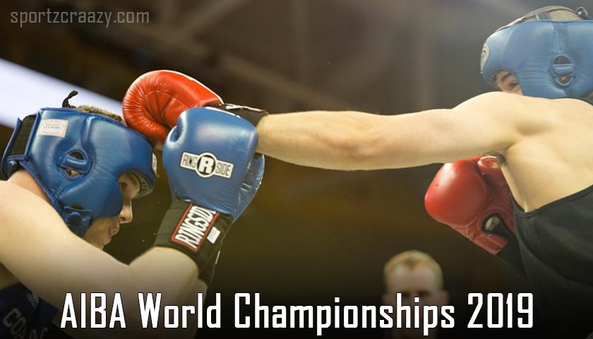 AIBA World Championships 2019