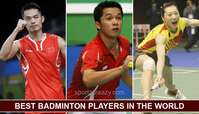 Best Badminton Players in the World
