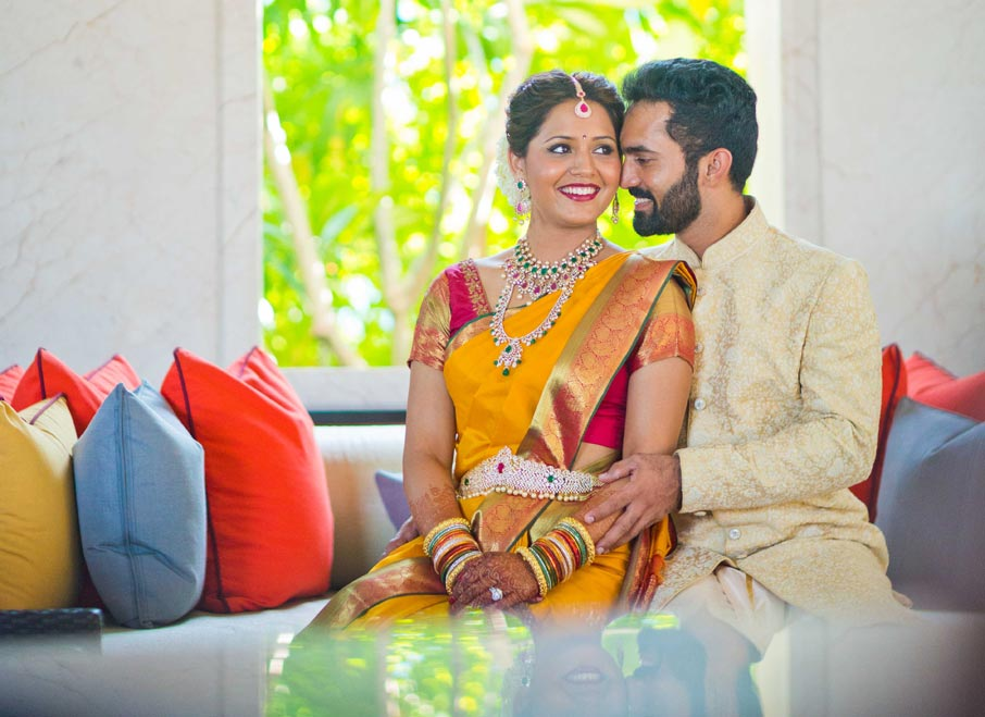 Dinesh Karthik and Deepika Pallikal