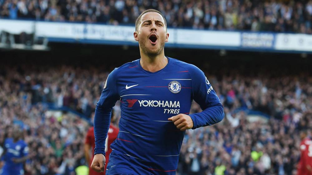 Eden Hazard Players like Cristiano Ronaldo