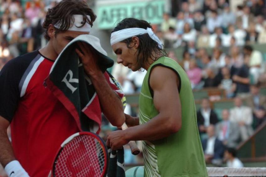 Federer-Nadal ATP masters series finals, Miami (2005)