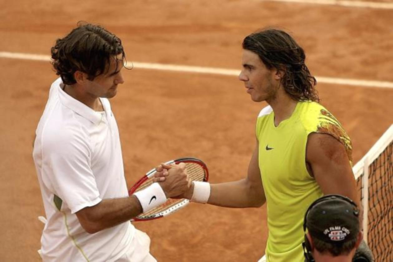 Federer-Nadal ATP masters series finals