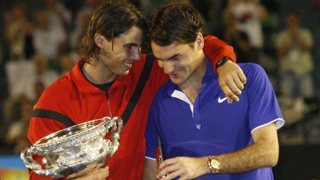 Federer-Nadal Australian open finals, Australia (2009)
