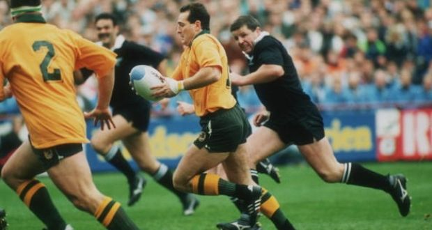 History of the Rugby World Cup