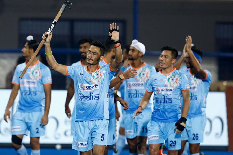 Hockey World Cup 2019 indian