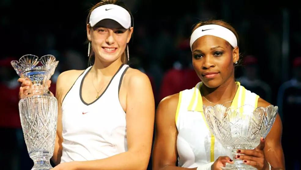 Maria sharapova vs Serena
