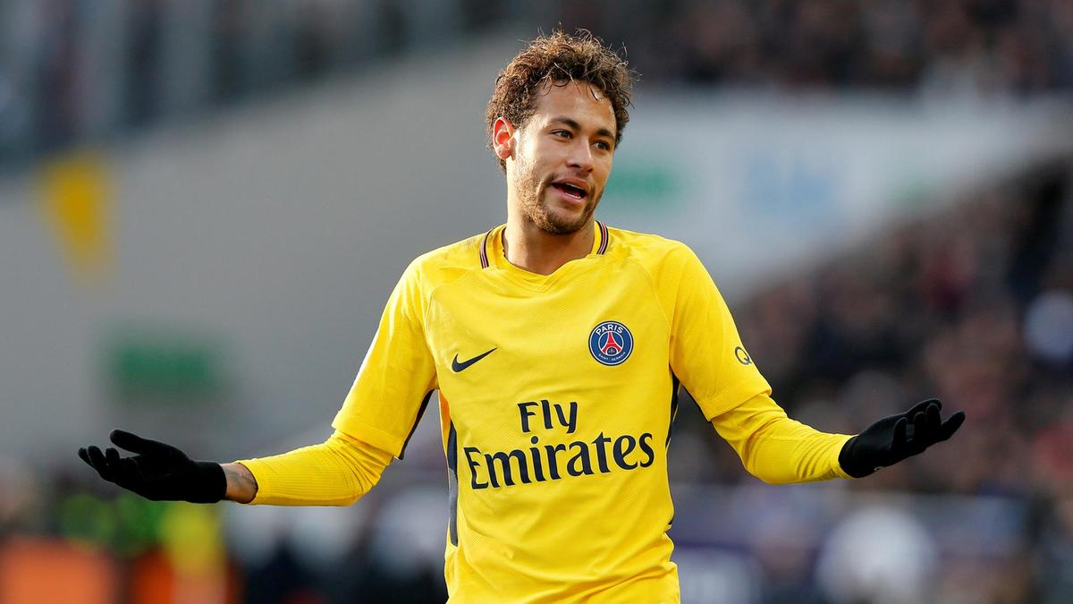 Neymar Jr. Players like Cristiano Ronaldo