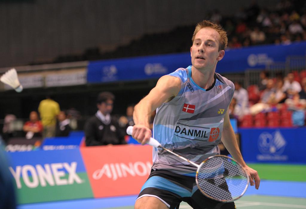 Peter Hoeg gade, Best Badminton Players in the World