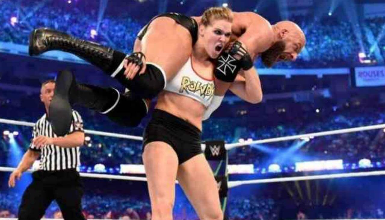 Ronda-Rousey , WWE Superstars Who Made it Big in Hollywood