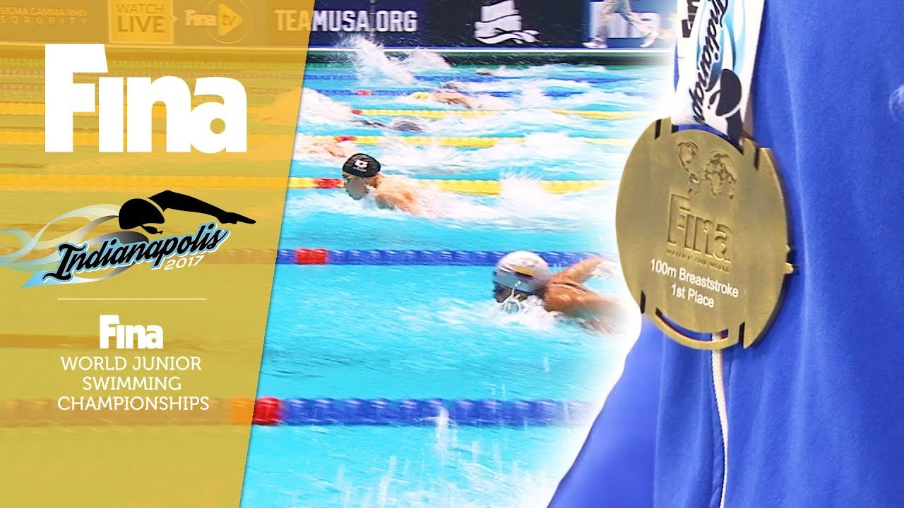 World Junior Swimming Championships