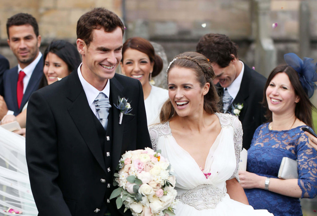 Andy Murray personal life