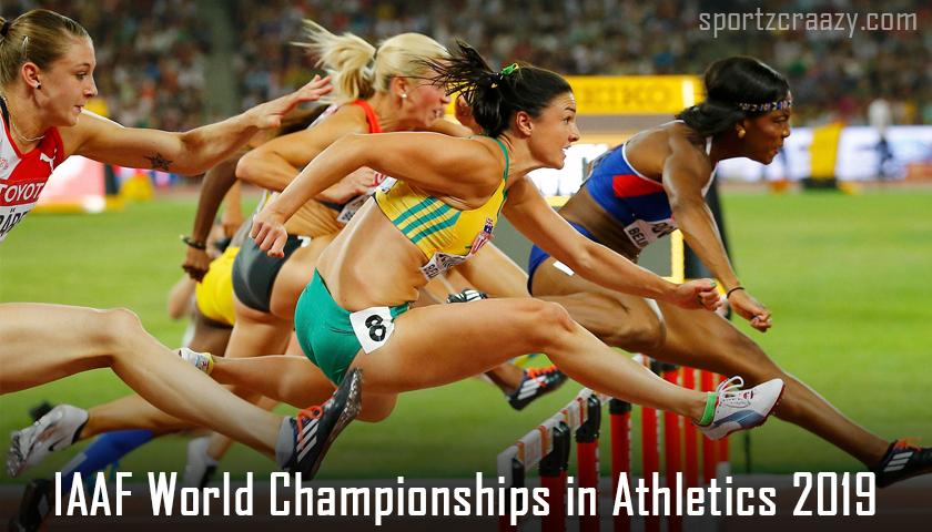 IAAF World Championships in Athletics 2019