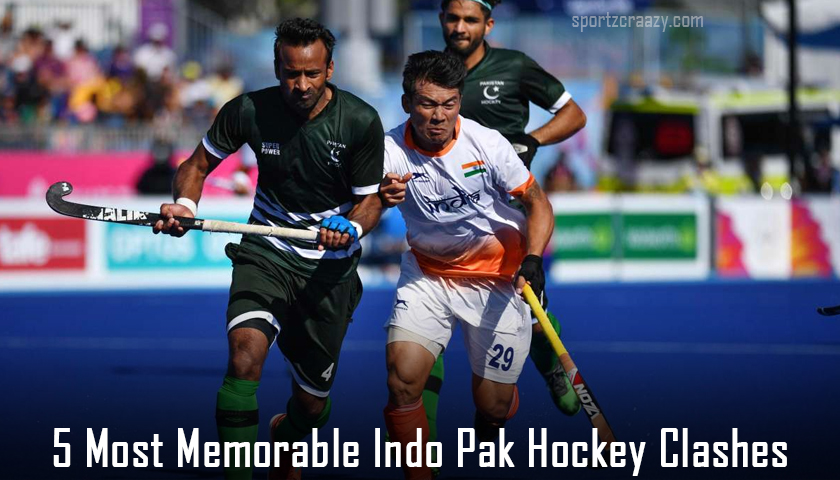 5 Most Memorable Indo Pak Hockey Clashes