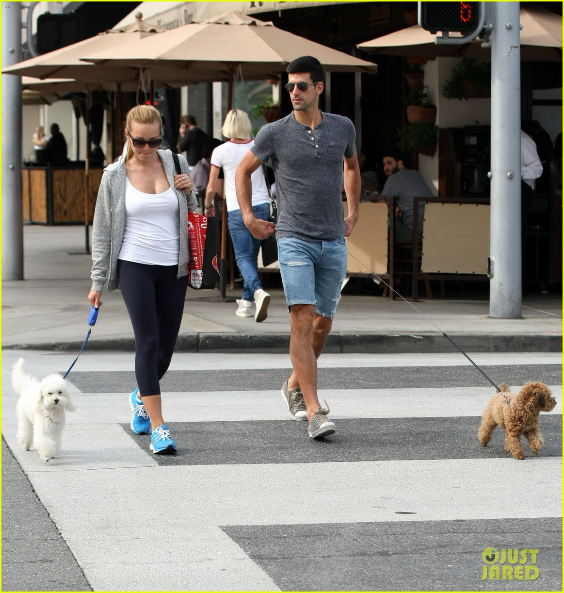 Djokovic is a Multi Lingual Person