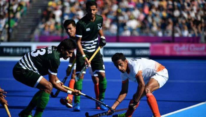 pak vs ind hockey in 2003 Champions Trophy