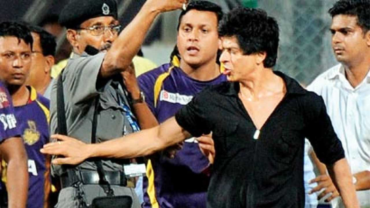 Shahrukh Khan Was Banned In Wankhede Stadium