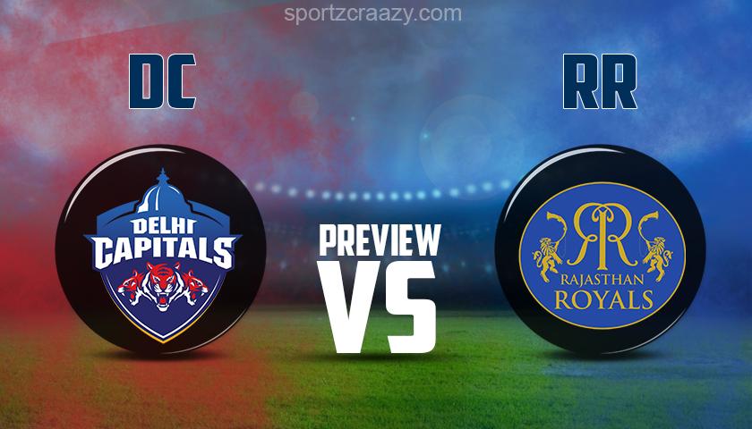 Dc Vs Rr Preview Delhi Capitals Vs Rajasthan Royals