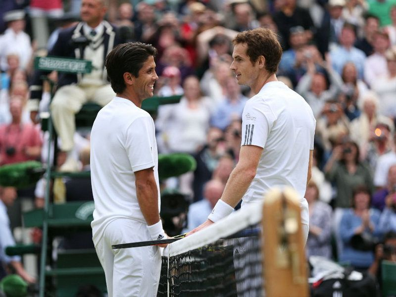 Fernando Verdasco vs Andy Murray