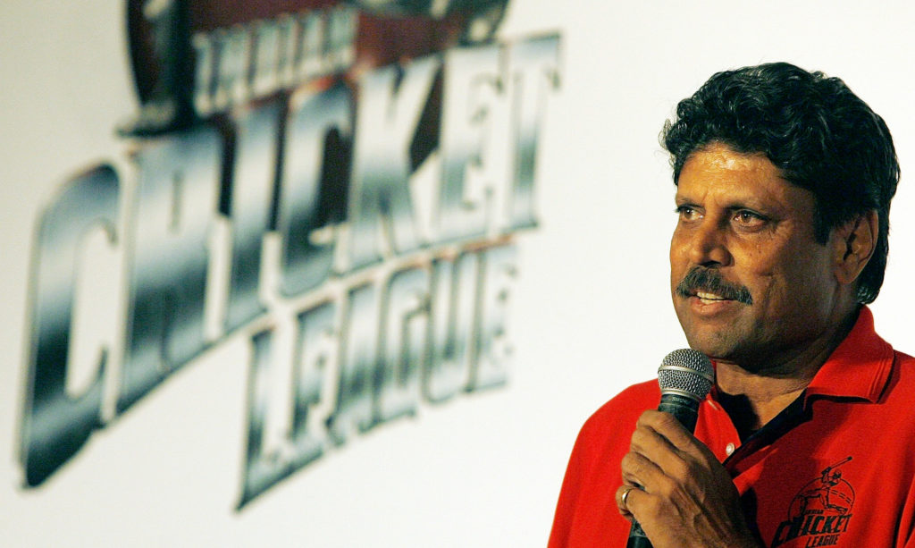 Kapil Dev and the Rebel league