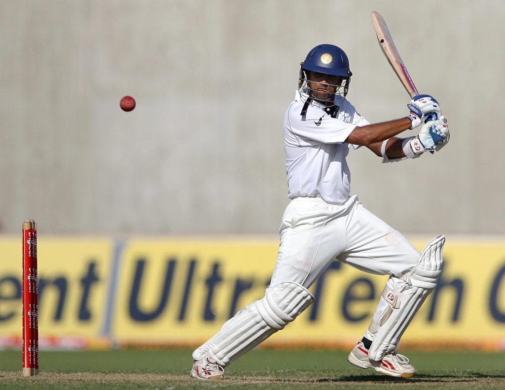 Rahul Dravid vs Australia