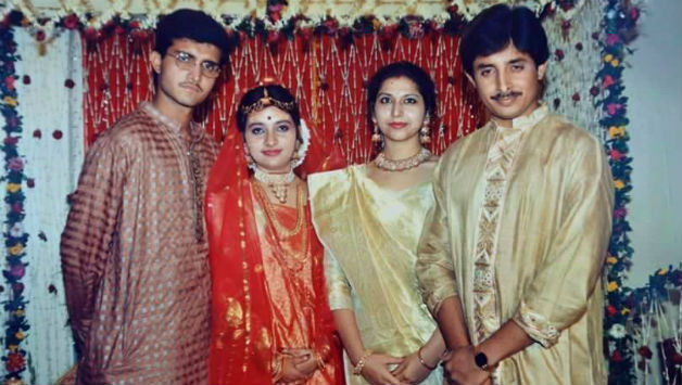 Sourav Ganguly personal life and marriage