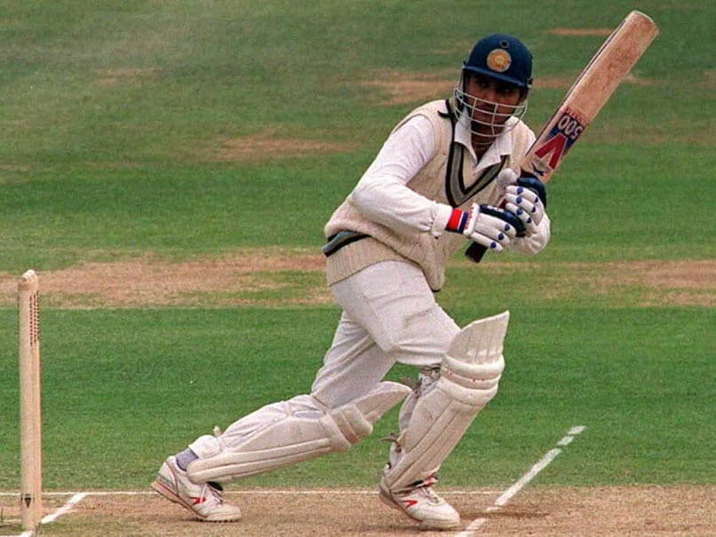 Sourav Ganguly test debut