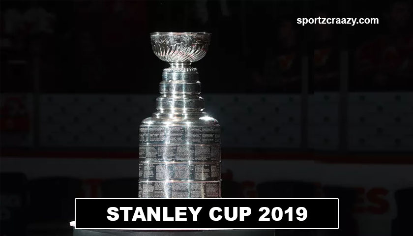NHL Stanley Cup 2019