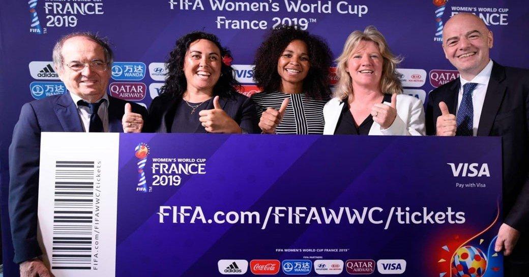 fifa women's world cup 2019 tickets