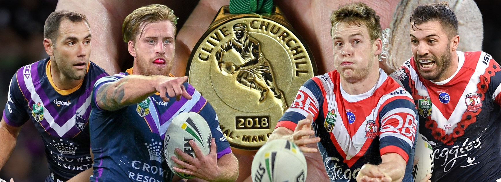 The Clive Churchill Medal