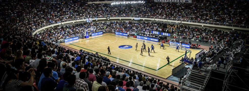 Venue of the FIBA World Cup