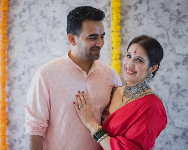 Zaheer Khan marriage