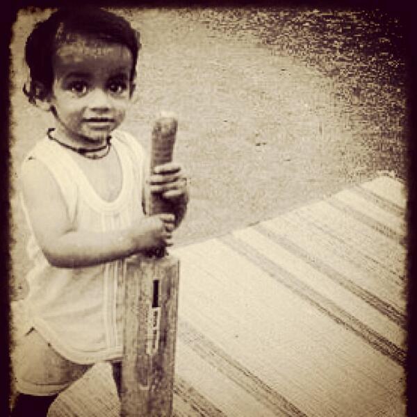 Zahir Khan Childhood