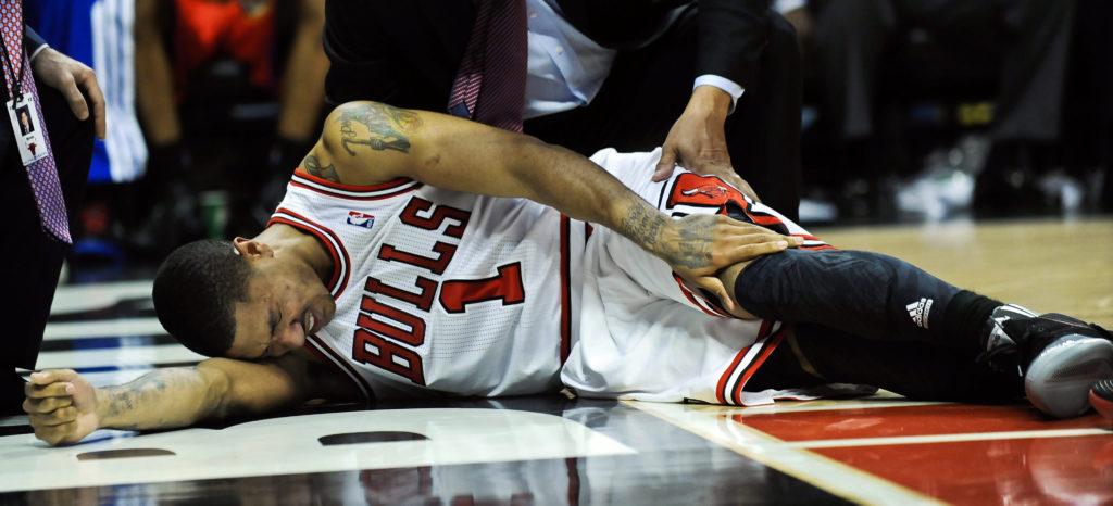 Derrick Rose injury