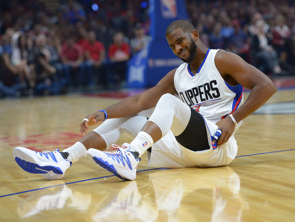 Thigh Injuries in Basketball