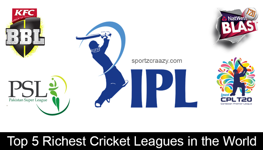 Richest Cricket Leagues in the World